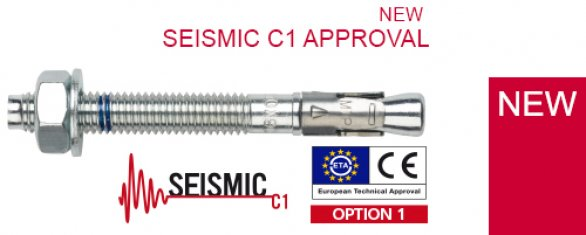 NEW SEISMIC C1 APPROVAL